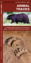 Download Animal Tracks: A Folding Pocket Guide to the Tracks & Signs of Familiar North American Species (Wildlife and Nature Identification) PDF