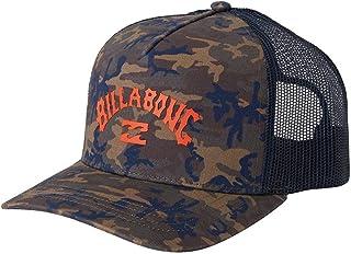 Billabong Men's Arch Trucker Hat, Camo, ONE
