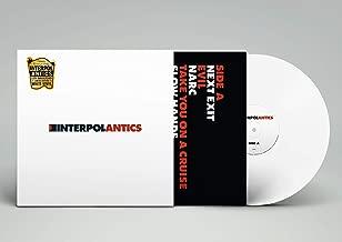 Interpol - Antics (2019) LEAK ALBUM