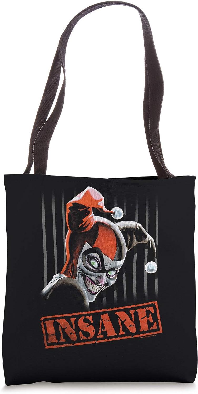 Harley Quinn Insane Tote Bag