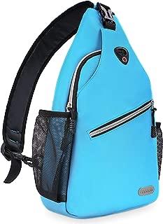 Sling Backpack, Multipurpose Crossbody Shoulder Bag Travel Hiking Daypack