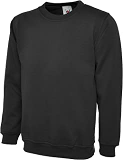 Uneek Olympic Sweatshirt UC205 Plain Jumper