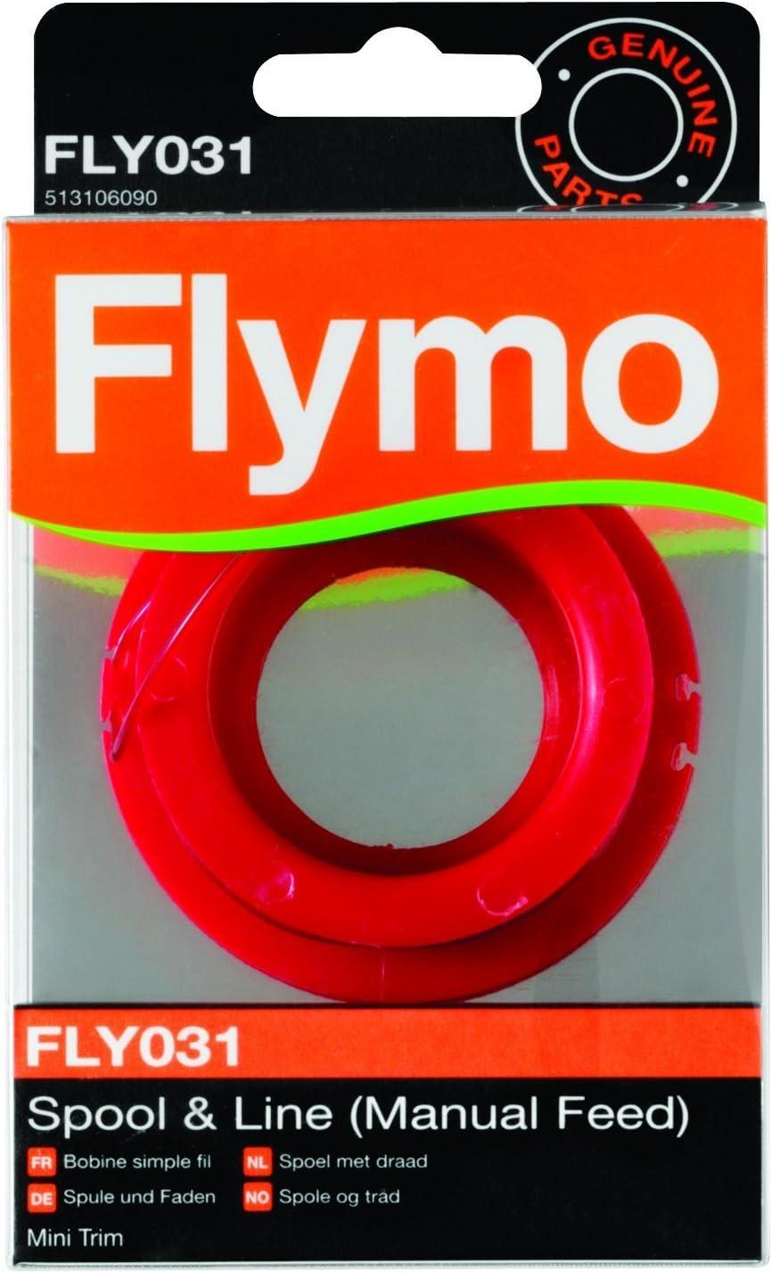 Flymo bobina Lawn Trimmer Mini y Mini Recortar Recortar ST FLY031