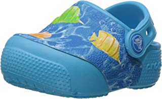 Crocs Kids' Crocsfunlab Lights Fish Clog