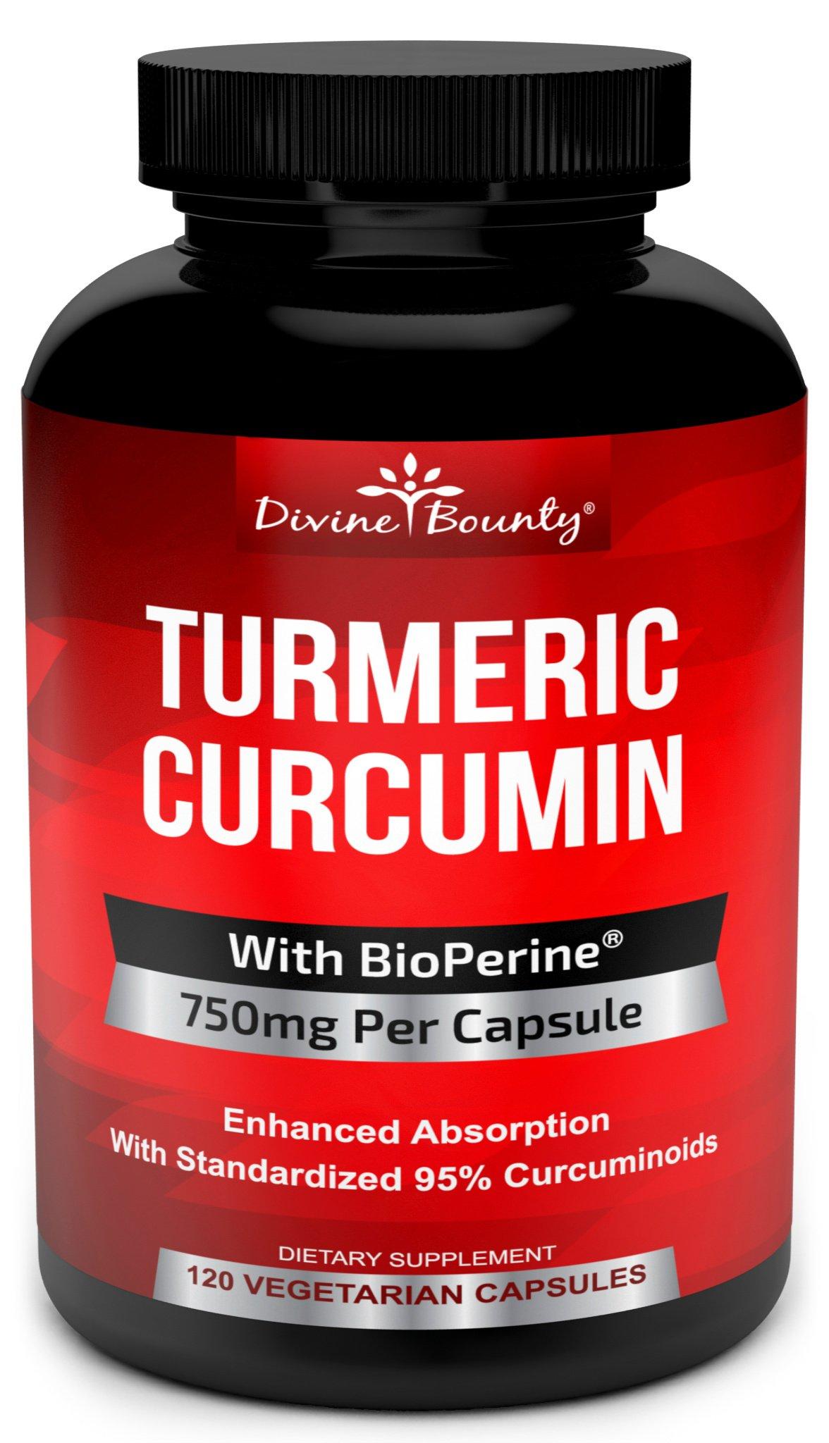 Turmeric Curcumin BioPerine Pepper Extract