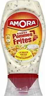 French Amora Sauce for French fries Pommes frites