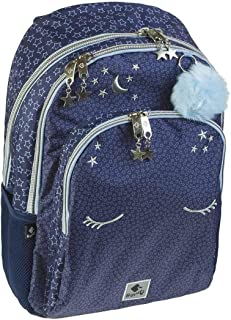 Busquets Mochila Escolar Doble Moon by