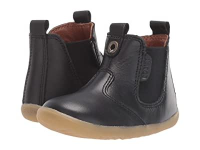 Bobux Kids Step Up Jodhpur Boot (Infant/Toddler) (Black) Kid