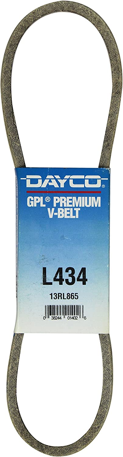 Indianapolis Mall Special price for a limited time Dayco L434 Belts V