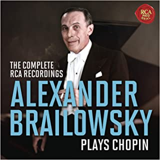Alexander Brailowsky Plays Chopin
