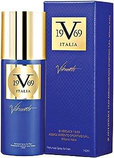 Smile gift 19 V69 Italiya Vibrante Deodorant Spray for Men, 200 Ml