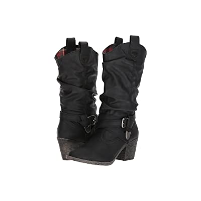 Rocket Dog Sidestep (Black Lewis) Women
