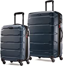 Samsonite Omni PC 2 Piece Set of 20 and 28 Spinner (Teal)