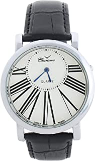 Charisma Casual Watch for Men, LeatherBand, C6651AA
