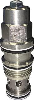 Counter Balance Valve Comparable Replacement to Sun Hydraulics CBGA-LHN