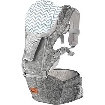Kleinkinder TOP ♥ ♥ bequemer Babyrucksack Bauchtrage Kindertrage für Säuglinge