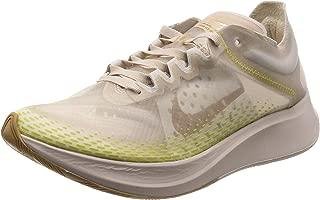 Mens Zoom Fly SP Lightweight Trainer Running Shoes (10.5, LT Orewood Brown/Elemental Gold)