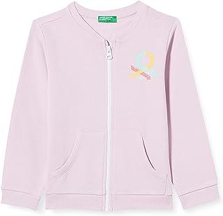 United Colors of Benetton (Z6ERJ) Girls' Giacca M/L 3J70C5920 Cardigan Sweater