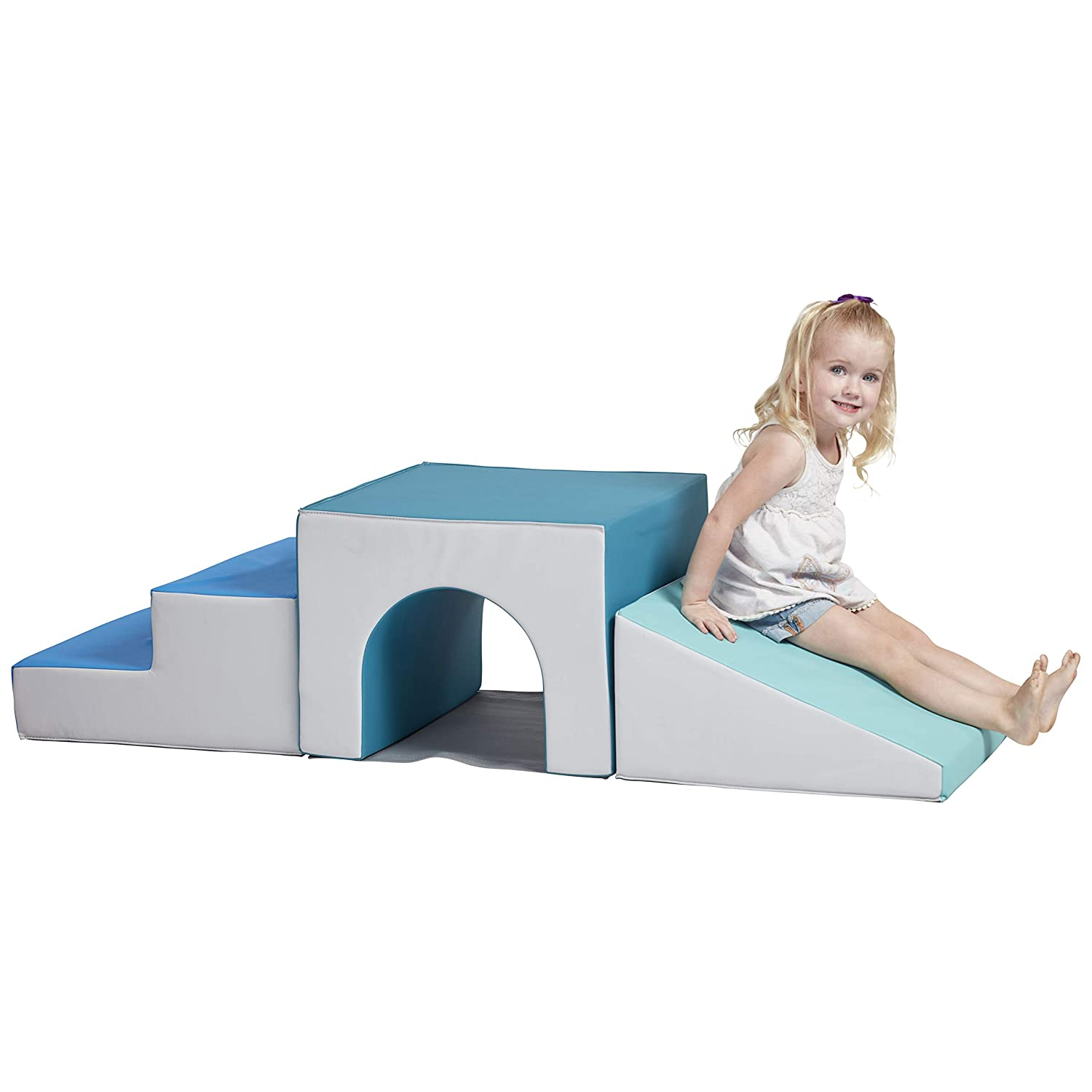 ECR4Kids - We OFFer at cheap prices ELR-12717F-CT SoftZone Single-Tunnel Foam specialty shop Fr Climber