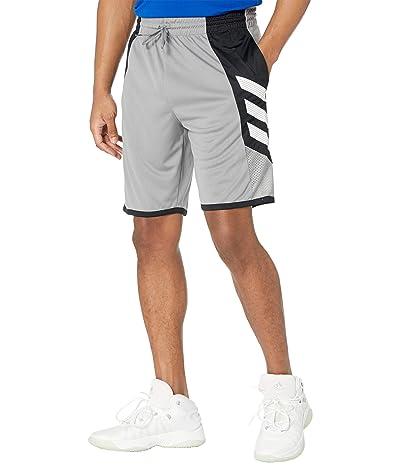 adidas Pro Madness Shorts (Grey Three) Men