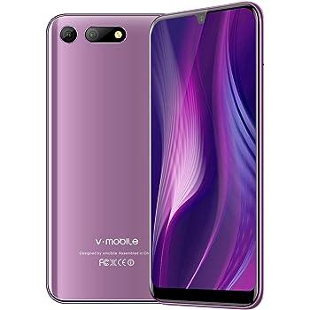 Moviles Libres 4G, Smartphone Libre Dual SIM 5.71 Pulgadas Android ...