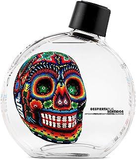 Círculo Tequila Blanco 750 ml Edición Especial: Calavera Huichol