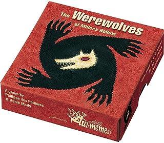ミラーズホロウの人狼 (The Werewolves of Miller's Hollow) カードゲーム [並行輸入品]
