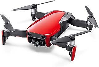 DJI Mavic Air, Fly More Combo, Flame Red