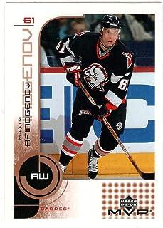 Buffalo Sabres 1999-00 Pacific Dynagon Ice # 27 Mint STU Barnes Hockey Card