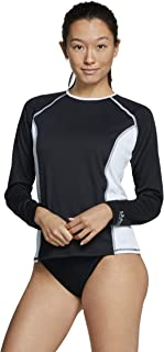 Speedo Women's Uv Swim Shirt Long Sleeve Rashguard