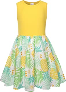 6f460824bc2b Bonny Billy Girl's Cacual Tank Dresses for Kids