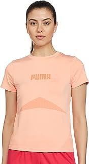 Puma Evostripe Evoknit Tee T-Shirt Femme, FR (Taille Fabricant : XL)