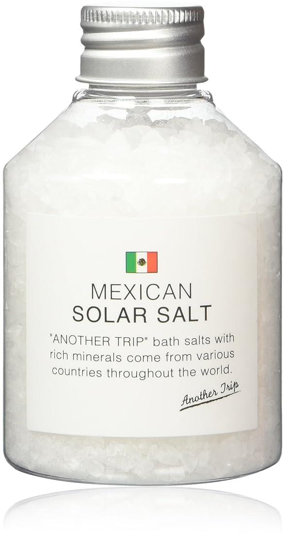 泥だらけ豊富な否認するアナザートリップNA バスソルト メキシカンソーラーソルト 195g