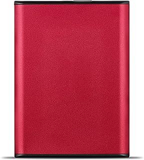 "2,5""320 GB, 500 GB ultraslanke draagbare externe harde schijf USB3.0 HDD-opslag voor pc, Mac, desktop, laptop,Red,500GB"