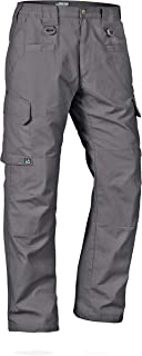 LA Police Gear Men's Operator Tactical Pant with Elastic Waistband