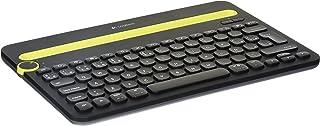 Logitech - K480 - Teclado Inalámbrico Multidispositivo - Ne