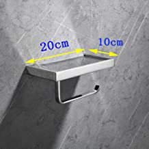 CBXSF Téléphone Portable Porte-Servetten En Papier Salle De Bain Plat Porte-Papier Toillette Bobine Het papier Toillette 3...