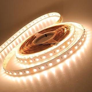 LEDENET RGBW LED Strip 4 Colors in 1 SMD 5050 RGB & Warm White Flex Fairy String Light 10M 600LEDs 24 Volt Tape Lighting (...