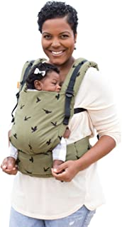 Baby Tula Free-to-Grow Baby Carrier, Adjustable Newborn to Toddler Carrier, Ergonomic and..