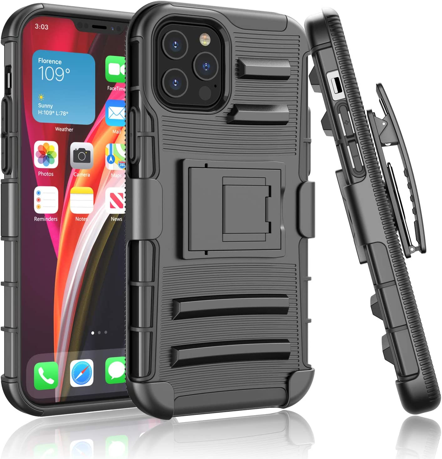 Takfox Phone Case for iPhone 12 / iPhone 12 Pro 6.1