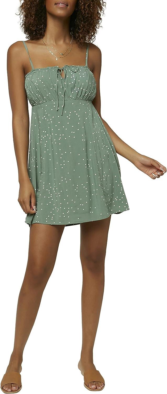 O'NEILL Women's Short Woven Tank Dress