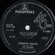 The Hollies - Jennifer Eccles - 7