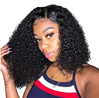 Best human hair curly afro wigs Reviews