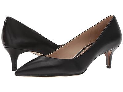 Sam Edelman Dori (Black Dress Nappa Leather) Women