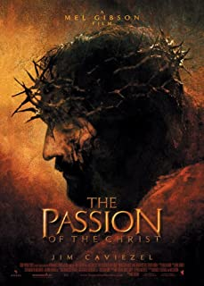 Passion Of The Christ Movie Poster 24Inx36In #01