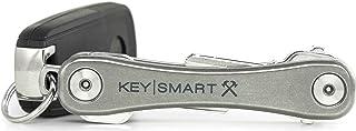 KeySmart Rugged Key Holder Titanium KEYS607TI-BRK, Titanium, 2-14 Keys