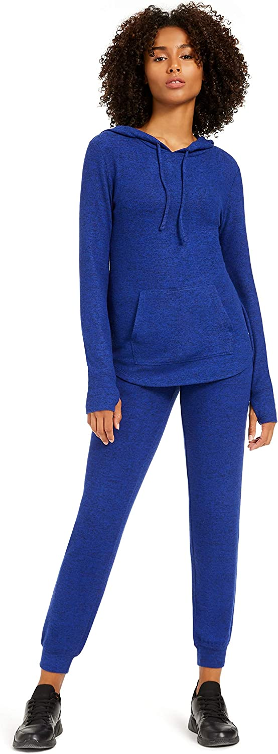 Max 60% OFF Ideology Womens Hoodie Mushy-Knit All stores are sold