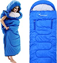 sleeping bag with mattress built in