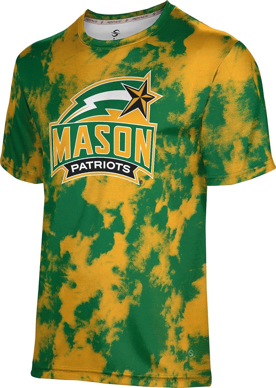 ProSphere George Outstanding Superlatite Mason University T-Shirt Gru Men's Performance