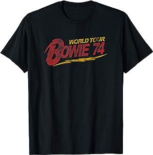 David Bowie - Retro '74 T-Shirt